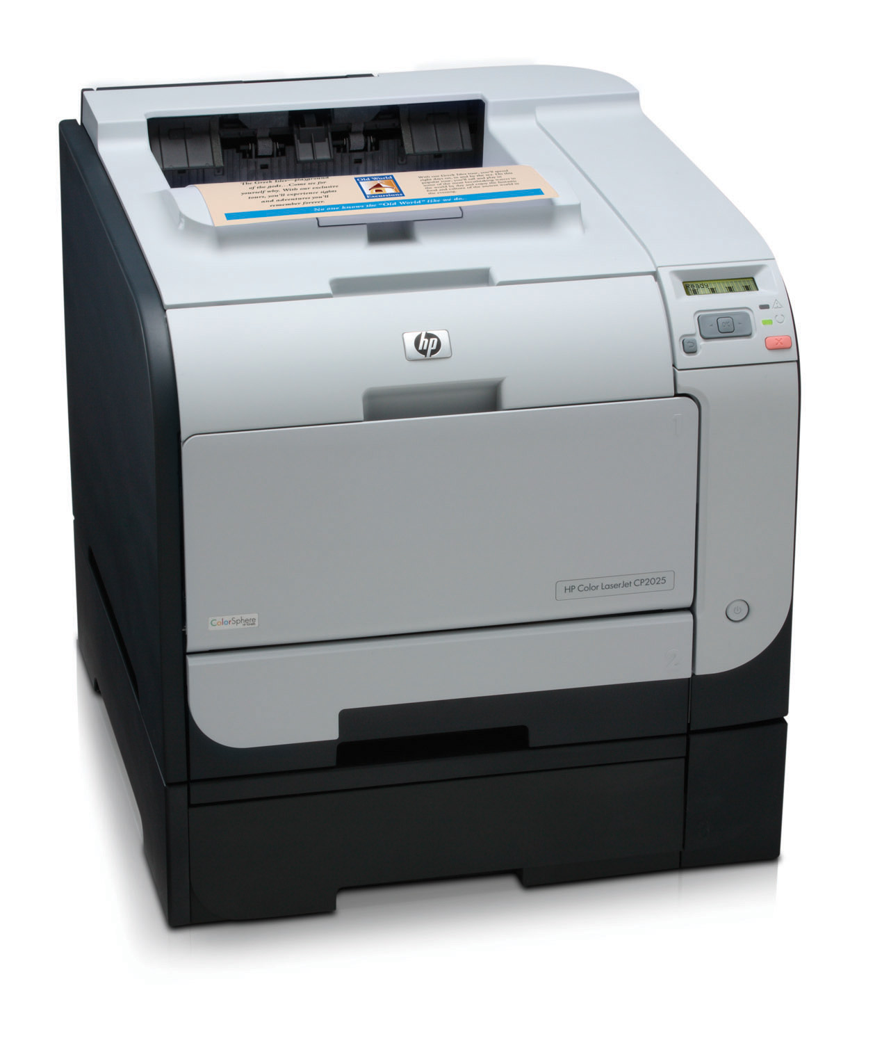 HP Color LaserJet CP2025x Printer