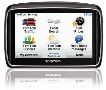 B001P3O764 2 th TomTom GO 740 Live 4.3 Inch Widescreen Portable  Live Internet Connected GPS Navigator
