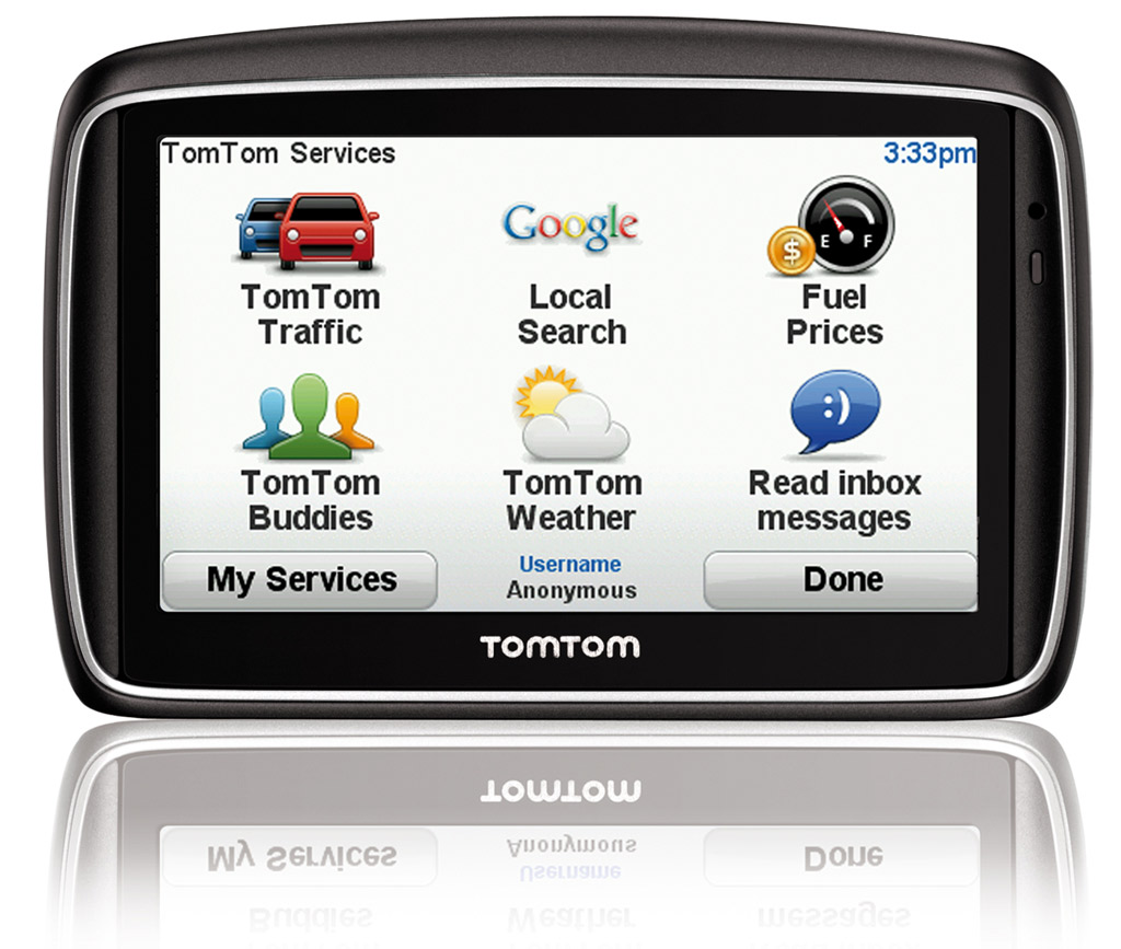 tomtom go 740 live car portable gps text to speech north. Black Bedroom Furniture Sets. Home Design Ideas