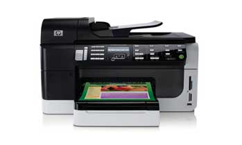 HP Officejet 8500 All-in-One Front View