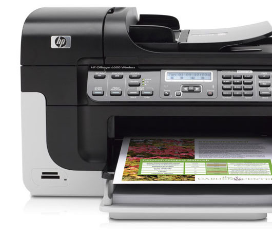 HP Officejet 6500 Wireless All-in-One