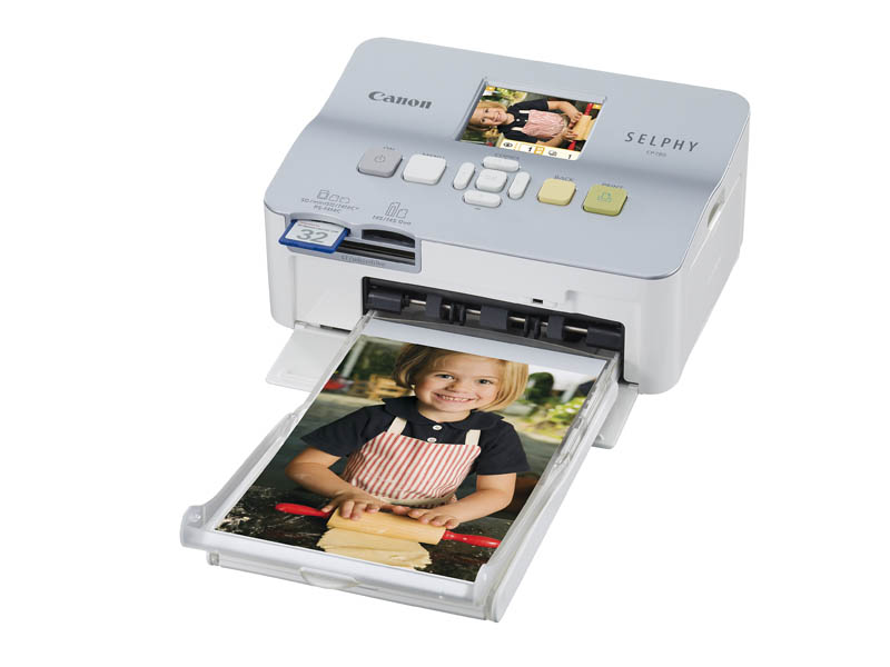 Amazon.com: Canon SELPHY CP780 Compact Photo Printer: Electronics