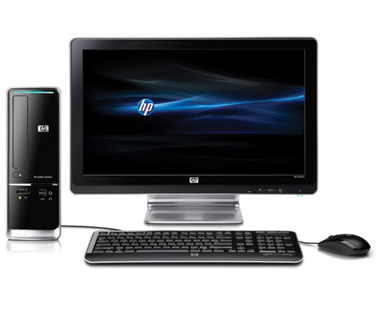 HP Pavilion Slimline S5120F Desktop PC