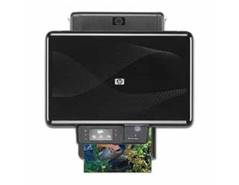 HP Photosmart Premium All-in-One Top View
