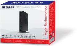 Netgear 600 Wireless Dual Band Gigabit Router