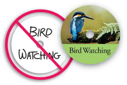 Bird Watching CD