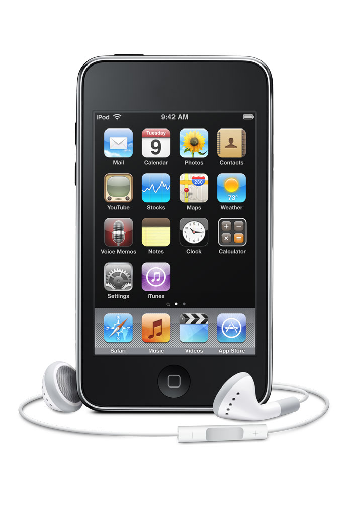 Amazon.com: Apple iPod Touch 64 GB (3rd Generation) (Discontinued by