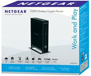 N300 Wireless Gigabit Router