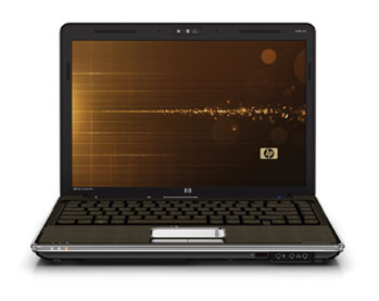 HP Pavilion dv4-2161nr Laptop PC Front View