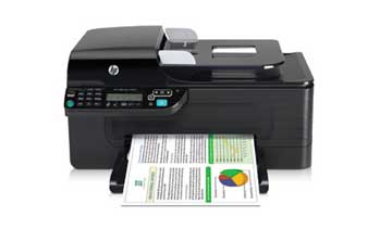 HP Officejet 4500 All-in-One Front View
