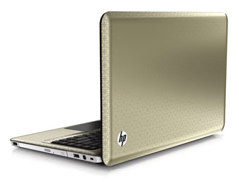 HP Pavilion dv6-3010us Entertainment Notebook PC Right View