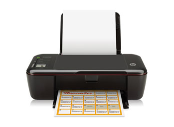 HP Deskjet 3000 Front View