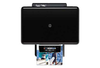 HP Photosmart Premium e-All-in-One Top View