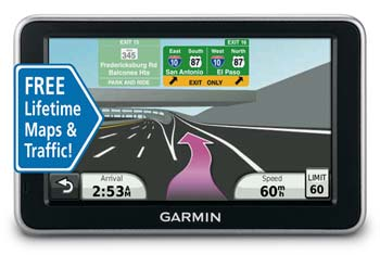 Garmin nvi 2460LMT