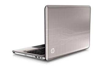 HP Pavilion dv6-3150us Entertainment Notebook PC Right View