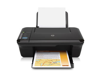 HP Deskjet 3050 All-in-One Front View