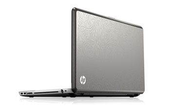 HP ENVY 17-1181NR laptop PC Right View