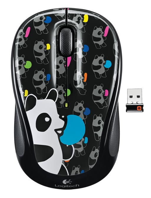 Logitech Wireless Mouse M325 with Designed-for-Web Scrolling - Liquid