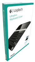 Ultrathin Keyboard Cover for iPad 2 and iPad (3rd generation)