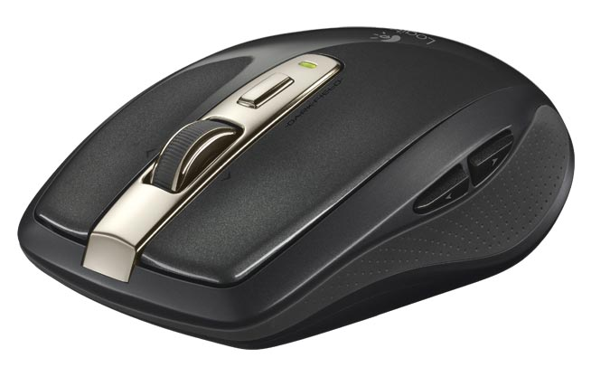 Wireless Anywhere Mouse MX for PC and Mac: Computers & Accessories