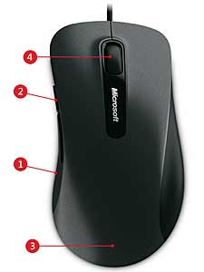 Microsoft Comfort Mouse 4500 Driver