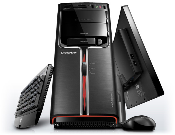 Lenovo IdeaCentre K320 showcase