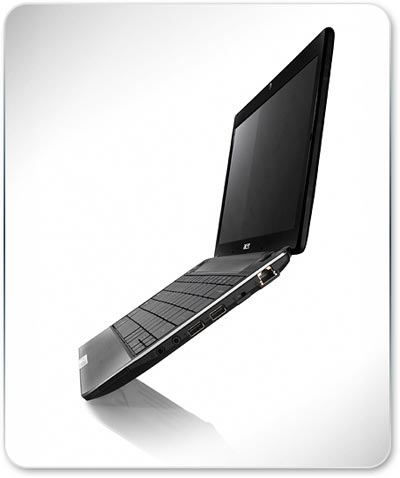 Ultra-slim Aspire AS1551