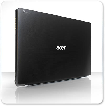 Stylish Acer Aspire 7745G cover