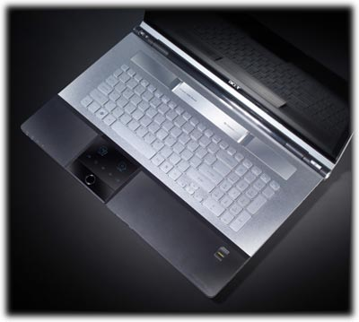 Acer Aspire AS8943G keyboard