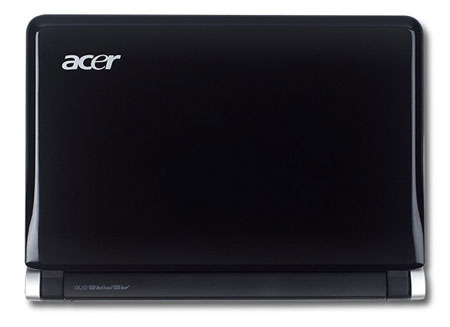 acer aspire one AOD250 black case back Acer Aspire One AOD250 1151 10.1 Inch Black Netbook