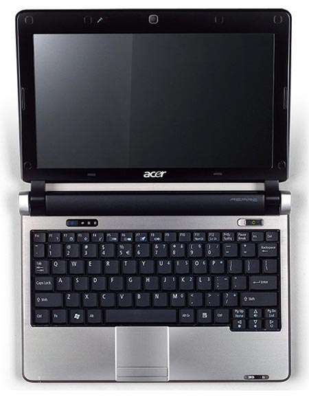 acer aspire one AOD250 black keyboard open Acer Aspire One AOD250 1151 10.1 Inch Black Netbook