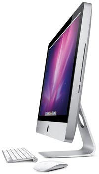 iMac profile with DVD drive and SD card slot