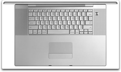 macbookpro keyboard Apple MacBook Pro MB133LL/A 15.4 inch Laptop (OLD VERSION)