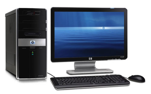 Amazon.com: HP Pavilion Elite M9500F Desktop PC: Computers
