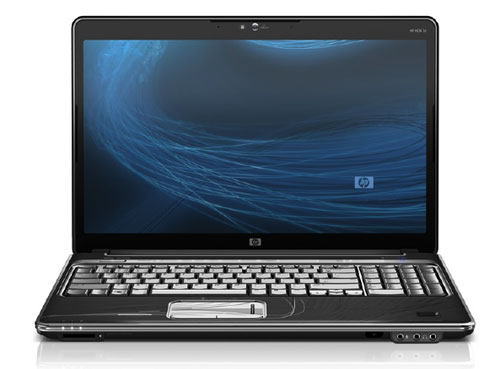 The HDX laptop features a number of ways to protect your data. HP's