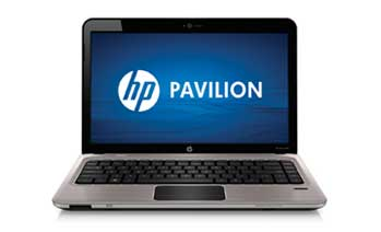 HP Pavilion dm4-1277sb Notebook PC Front View