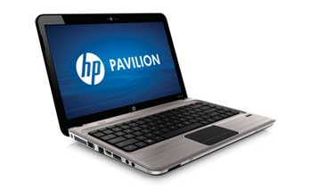 HP Pavilion dm4-1277sb Notebook PC Left View