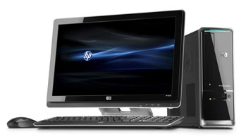Buy HP Pavilion Slimline s5730f PC