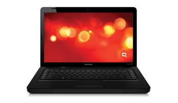 Compaq Presario CQ62-410US Notebook PC Front View