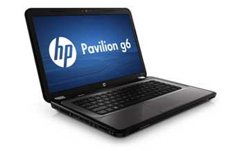 HP Pavilion g6-1a69us Notebook PC Left View
