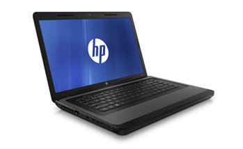 HP 2000-210us Notebook PC Left View