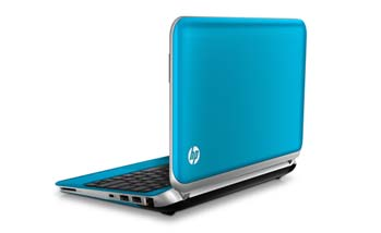 HP Mini 210-3070NR Notebook PC Right View