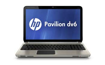 HP Pavilion dv6-6150us Notebook PC