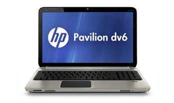 HP Pavilion dv6-6170us Notebook PC