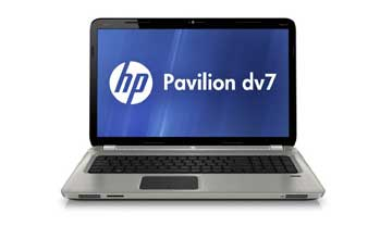 HP Pavilion dv7-6195us Notebook PC