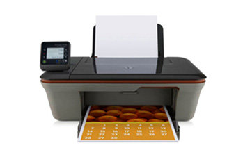 HP Deskjet 3050A All-in-One Front View