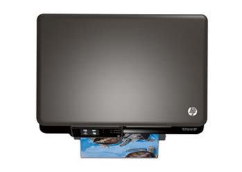 HP Photosmart 5510 e-All-in-One Top View