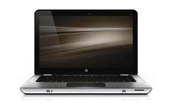 HP ENVY 14-2130NR Notebook PC Front View