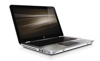 HP ENVY 14-2130NR Notebook PC Front Left View