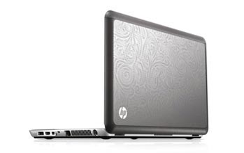 HP ENVY 14-2130NR Notebook PC Back Right View
